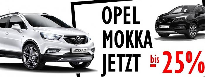 Grosser Mokka Lagerabverkauf!